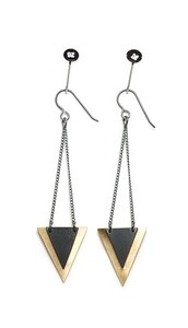 Isosceles Earrings - Alibi by Jo.Lui