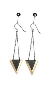 Isosceles Earrings - Alibi by Jo.Lui