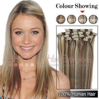 22 best clip in hair extensions images on pinterest hair style 26 inch 10pcs super thick clip in human hair extensions silky straight 140g pmusecretfo Choice Image
