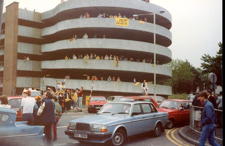 Watford FA Cup 1984 | Watford town centre after Watford FC h… | Flickr