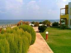 Ferienwohnung Sfakaki: Kreta - große Ferienwohnung am Sandstrand bei Reth
