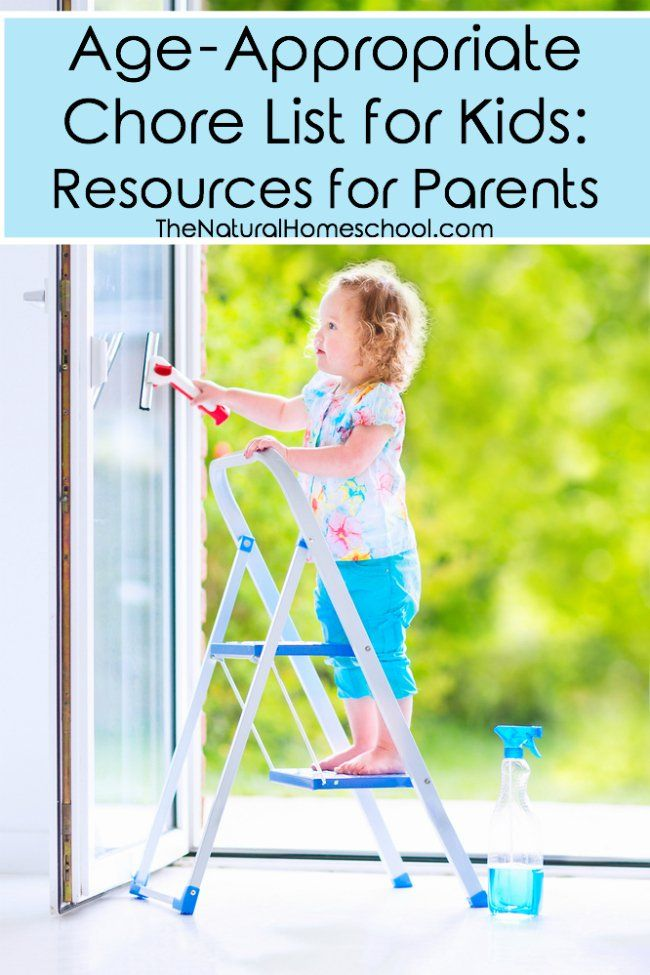 Chores for Kids Age appropriate chores, My life and All love