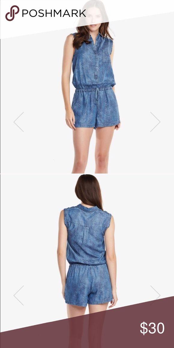 TART Collection Uri Romper Tart Collection Uri Romper. Super cute. Brand new never worn. Size XS. Tart Dresses Mini