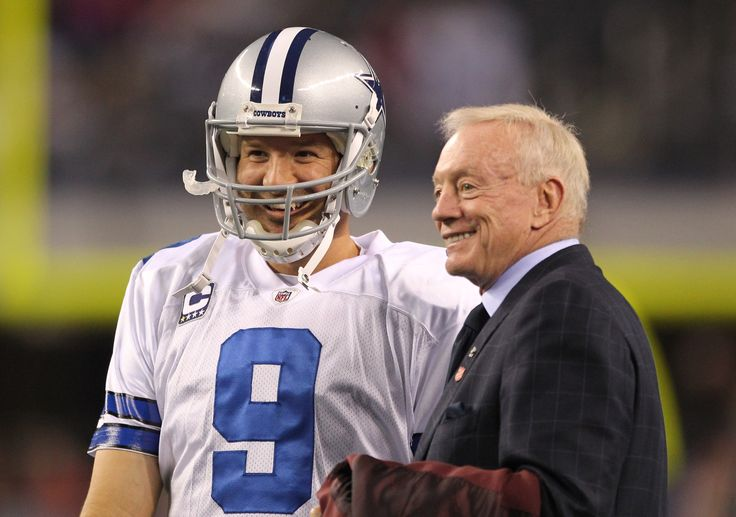 The salary cap trick the Cowboys will use with Tony Romo's contract...