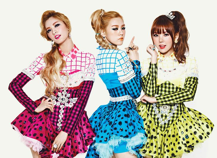 Orange Caramel - Lipstick official photoshoot