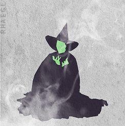 rhaegl: The Wizard of Oz - Minimalist gifs (via oz-obsessed)