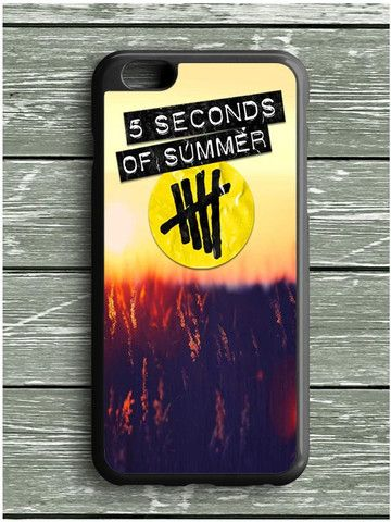 5 Second Of Summer Sunset iPhone 6 Plus Case
