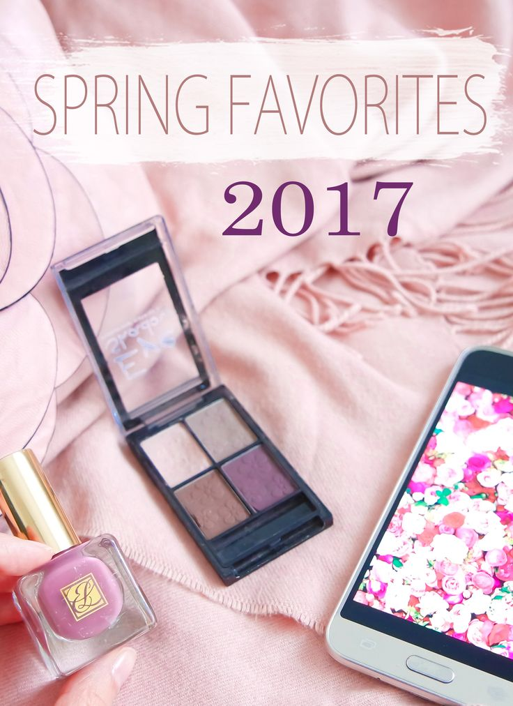 Bia Tan Blog. Spring Favorites. Makeup, pink nailpolish, podcasts,face masks, strengthen nails.