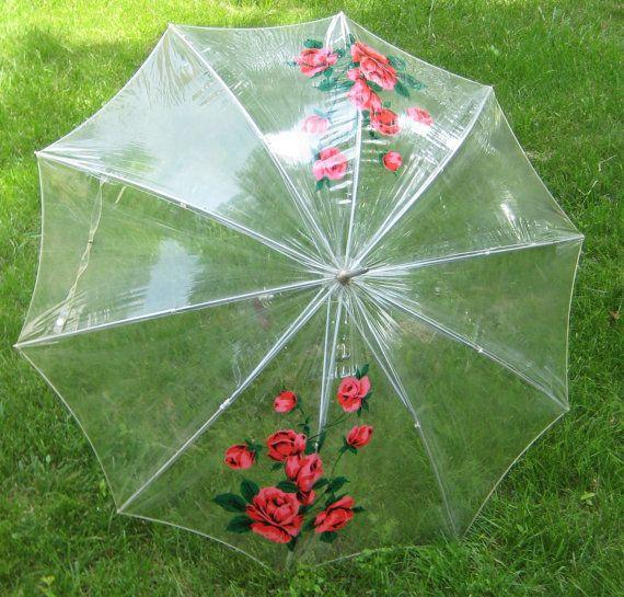 Cute umbrella!