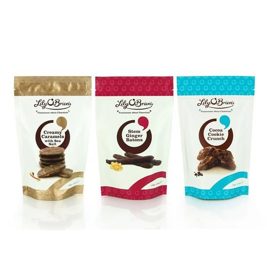 Luxury Sharing Pouch Bundle, 3 Collections available at LilyOBriens.ie