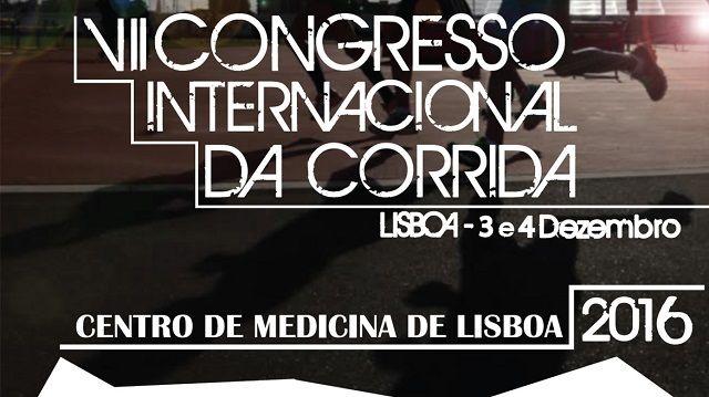 Congresso Internacional de Corrida, em Lisboa nos dias 3 e 4 de Dezembro