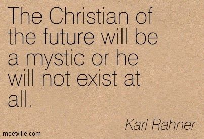 KARL RAHNER QUOTES image quotes at BuzzQuotes.com