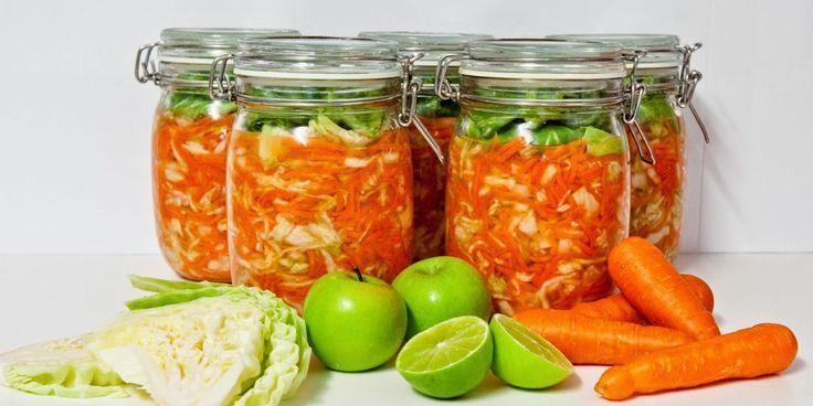 Sauerkraut – Probiyotik Turşu Kuruyoruz