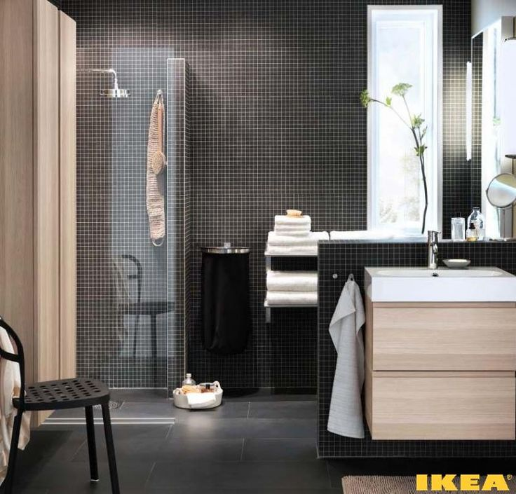 83 best Salle de bain images on Pinterest Bathroom, Bathroom - küchen ikea katalog