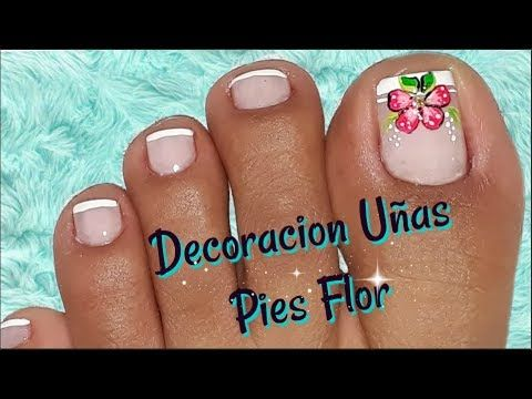 Decoracion De Unas Pies Elegante Chic Feet Nail Decoration