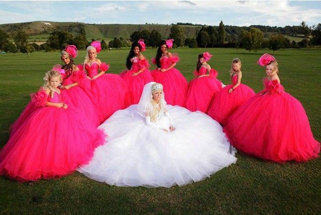 Idee per le nozze? Fate come le donne gitane