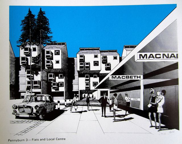 Space-Age Design - Irvine New Town | Voices of East Anglia