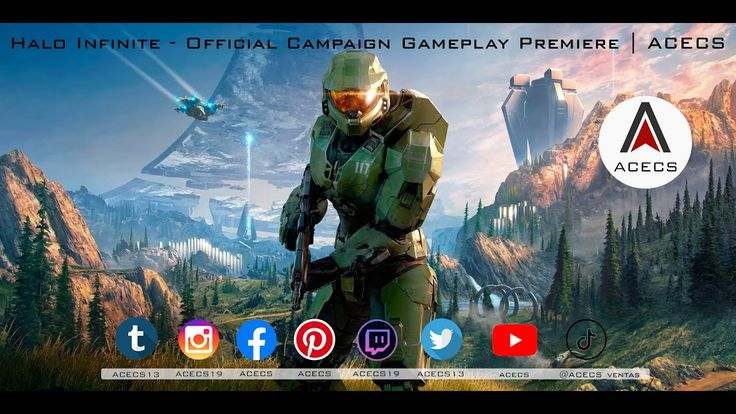 Halo Infinite Official Campaign Gameplay Premiere