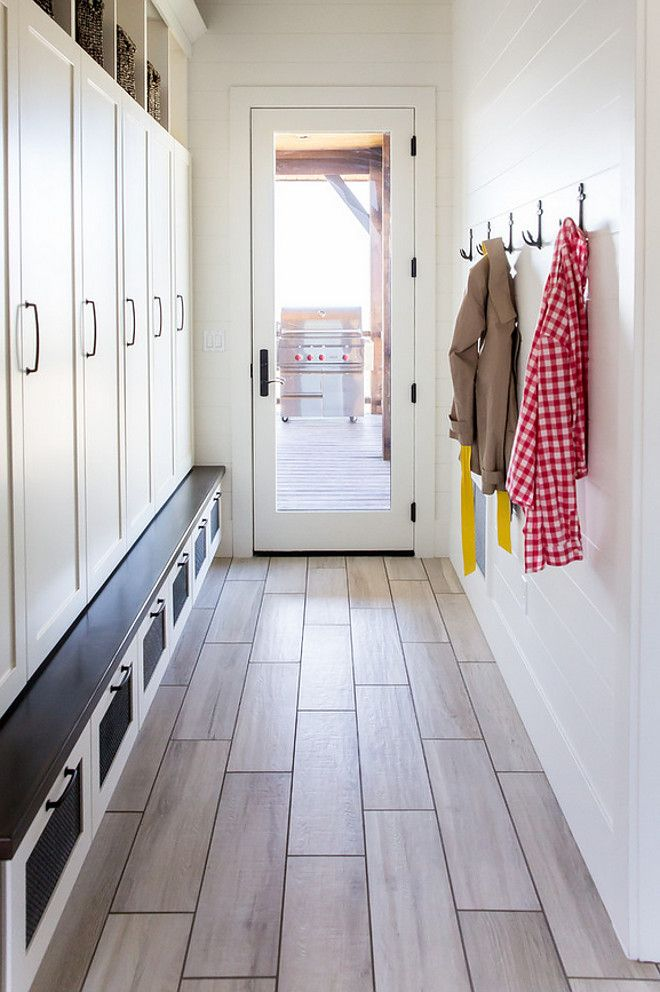 Mudroom closed cubbies. Mudroom cubbies with doors. Mudroom cubbies with door ideas. #Mudroom#cubbieswithdoors Timberidge Custom Homes