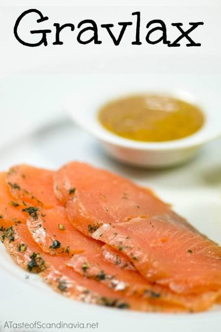 This is my favorite way to eat salmon and best of all, it is surprisingly easy to make. Gravlax or gravad lax, is cold-cured with salt, sugar, dill and white pepper.