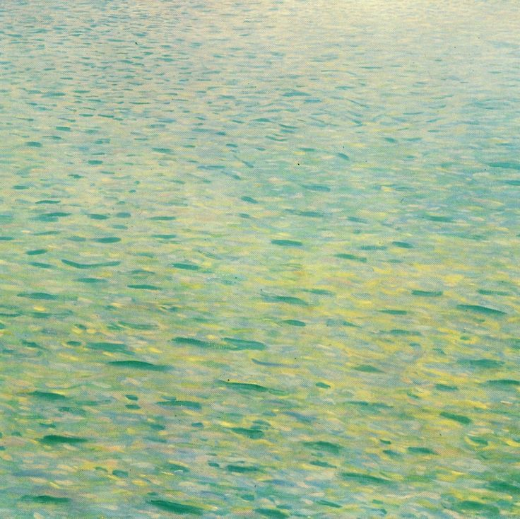 Island in the Attersee / 1901