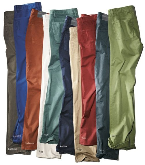 Find great deals on eBay for mens colored khakis. Shop with confidence. Skip to main content. eBay: DOCKERS Multi-Color Khakis, Chinos Pants for Men. Khakis, Chinos Multi-Color 30 Pants for Men. Multi-Color Regular Khakis, Chinos Pants for Men. Bills Khakis Multi-Color Shirts for Men.