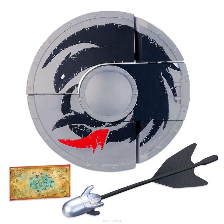 Щит-арбалет Dragons, цвет: серый, черный