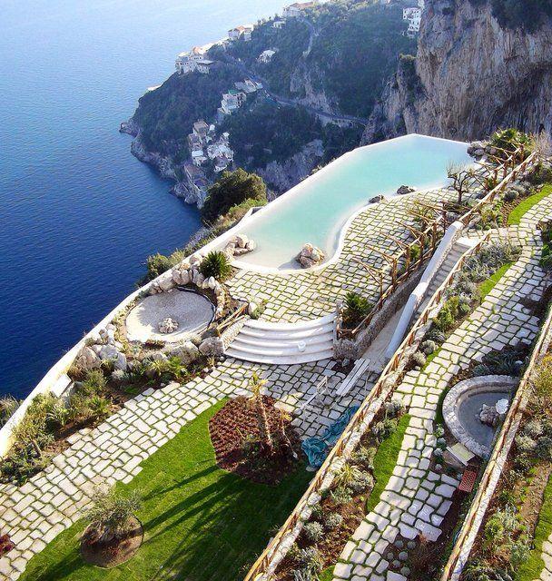 Monastero Santa Rosa Hotel & Spa, Italy.