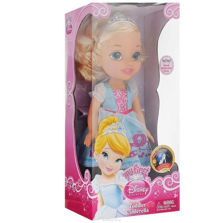 Купить disney princess кукла малышка золушка цвет платья голубой розовый - детские товары Disney Princess в интернет-магазине OZON.ru, цена disney princess кукла малышка золушка цвет платья голубой розовый.