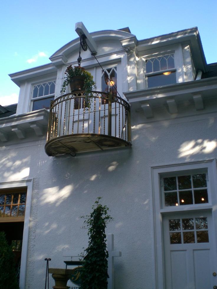 Juliet Balcony Carriage House Balconi