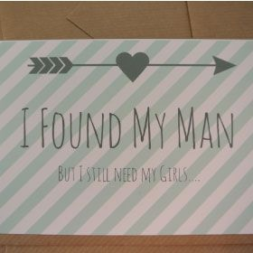 Made by Lovely Wedding, order @ wewant@lovelywedding.nl €1,80 per stuk, inclusief kraft envelop. Te leuk om te gebruiken om je getuigen en je goede vriendin als ceremoniemeester te vragen!