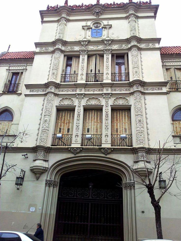 Centro Asturiano, Solis 475, Buenos Aires