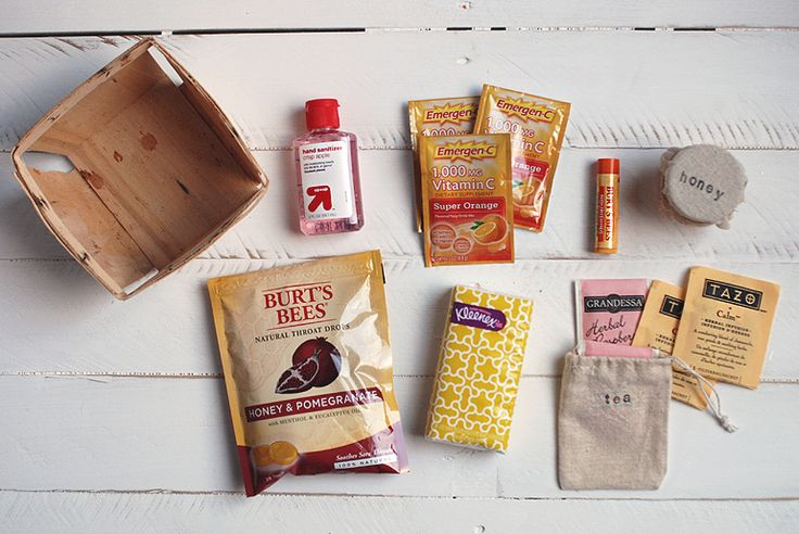 DIY Get Well Kit @The Merrythought