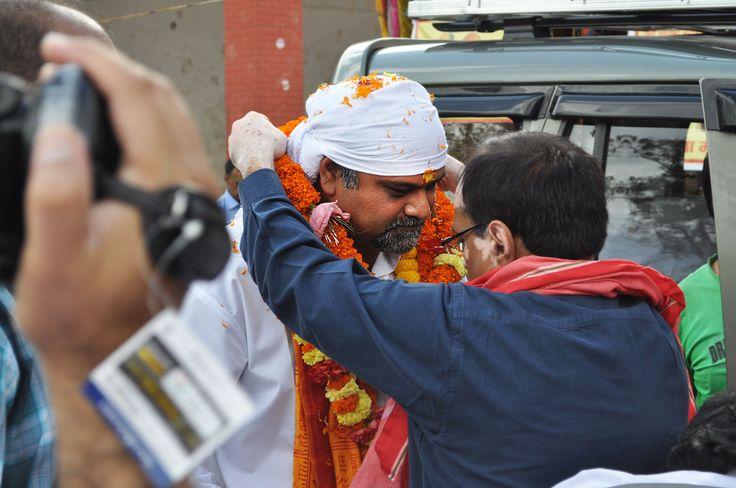 His Holiness Younus AlGohar arrives at the Kalki Avatar Conference (Pashupatinath Temple, Kathmandu, Nepal)