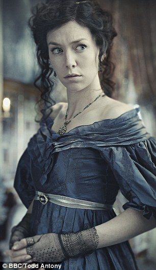 Vanessa Kirby as Estella in the BBC adaptation of Great Expectations, 2011.
