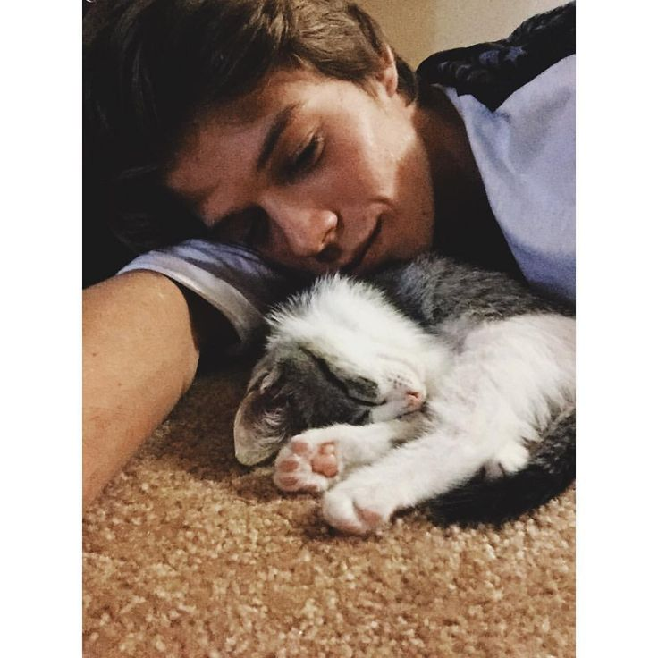 "Colin Ford on Instagram: ""Hanging with my new little friend over at my friends house #Shepard"""