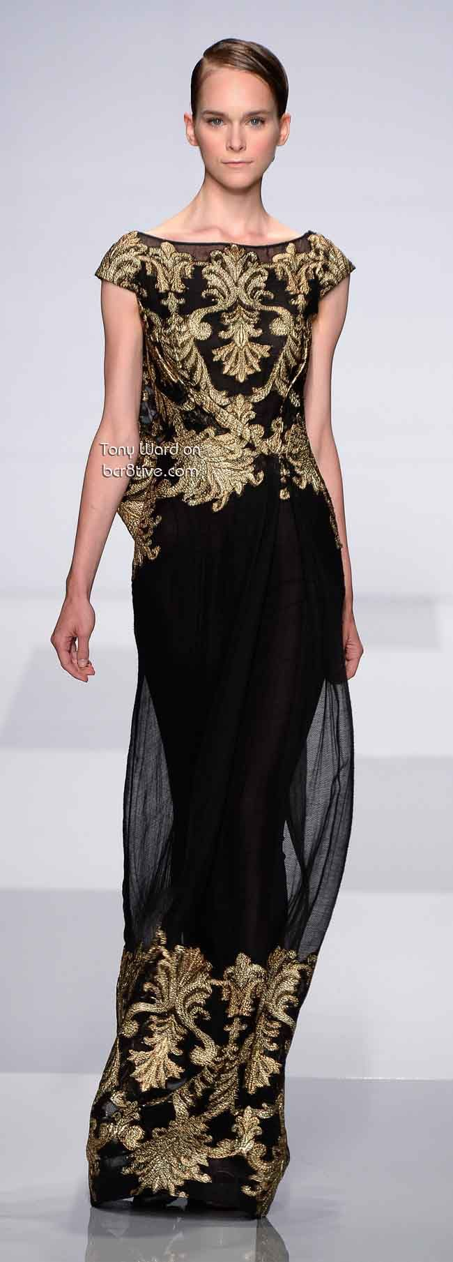 Tony Ward Couture Fall Winter 2013-14 »