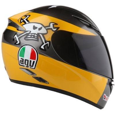 BRS/Bitubo-Raceservice :: AGV / Red Torpedo / Guy Martin :: AGV Helmet Guy Martin :: AGV K-3 helmet Guy Martin