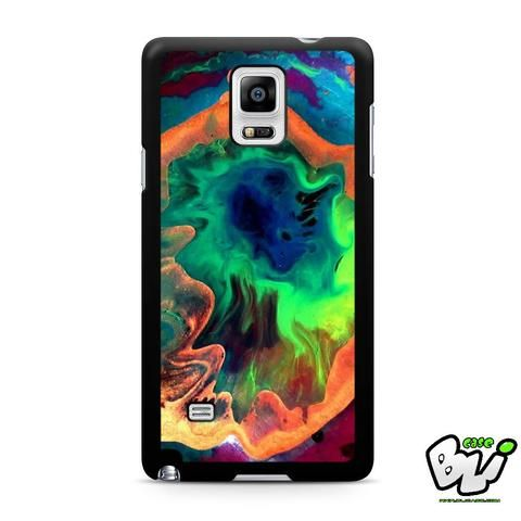 Abstract Watercolor Samsung Galaxy Note 4 Case