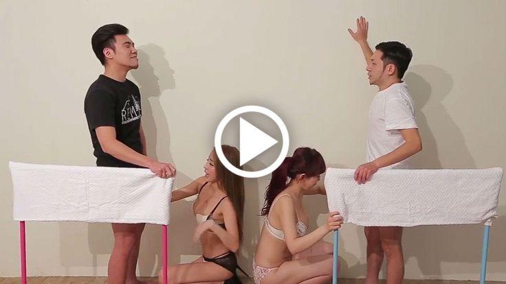 Best Funny Video  Japanese Prank Hot Girls Hand Job