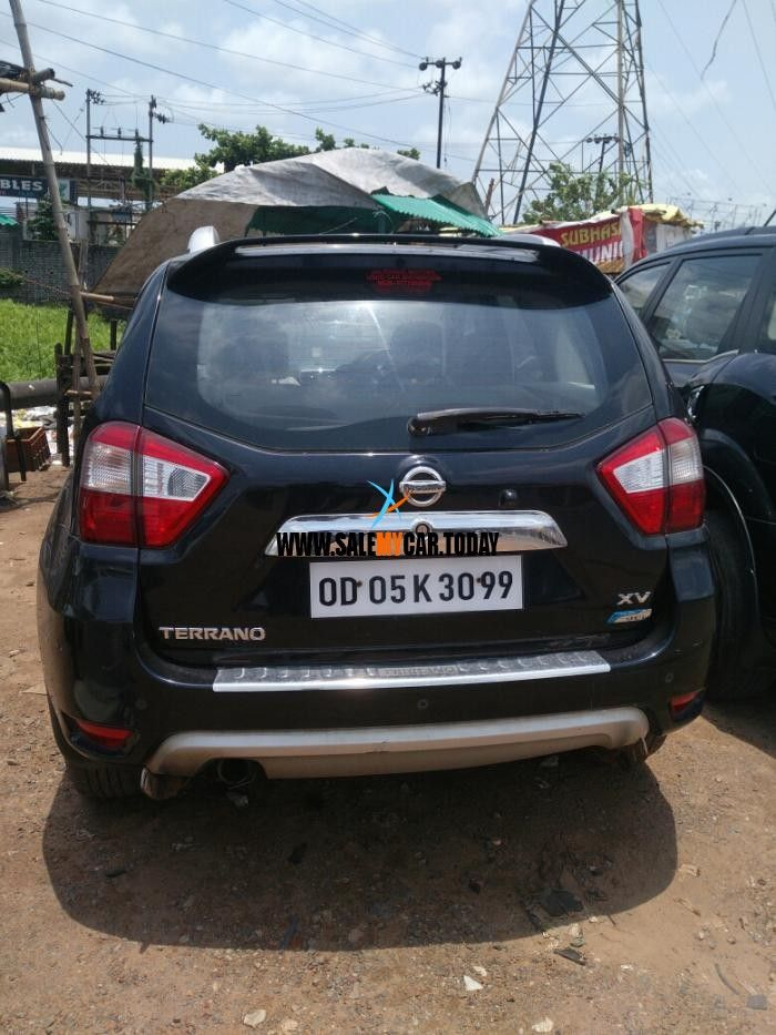 Used Nissan Terrano For Sale In Sambalpur At Salemycar Today