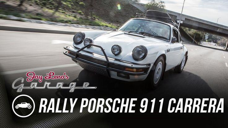 1985 Rally Porsche 911 Carrera - http://porschehangout.com/1985-rally-porsche-911-carrera/
