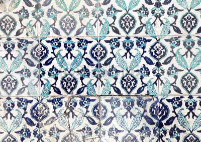 fototapeta na ścianę Orientalne Tiles