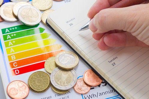 Besparen op je energiekosten. Kijk dan op