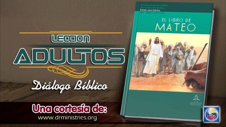 Diálogo Bíblico - Domingo 29 de Mayo del 2016 - www.drministries.org