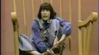 Classic Sesame Street - Edith Ann's sandwich, via YouTube.