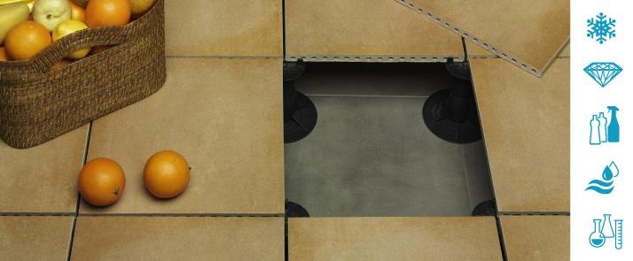 Filterfloor suelo t cnico elevado para exterior de for Suelo tecnico exterior