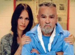 charles manson married