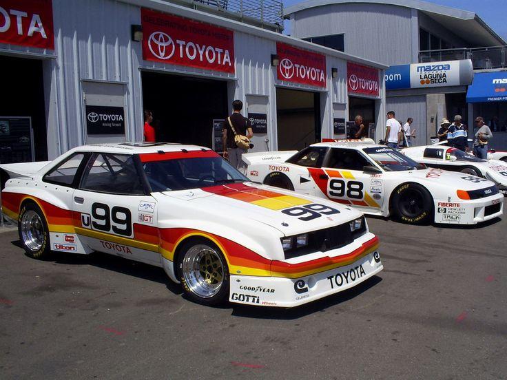 1980s Trd Imsa Toyota Celica By Partywave Trd