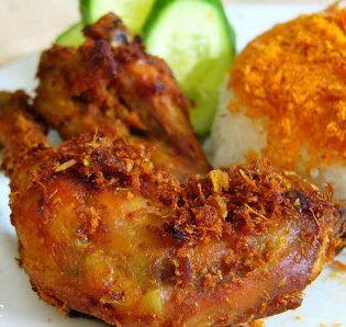 fried chicken http://resepmasakanindonesiapraktis.blogspot.com/2014/12/resep-ayam-goreng-bumbu-kuning.html